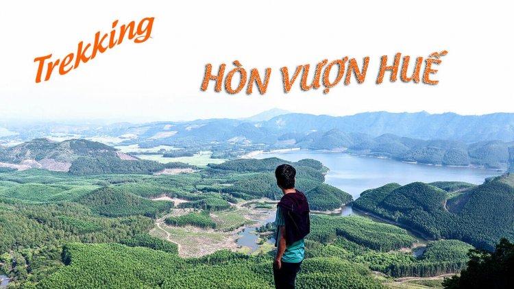 Trekking núi Hòn Vượn - Địa danh sống ảo mới của giới trẻ Huế