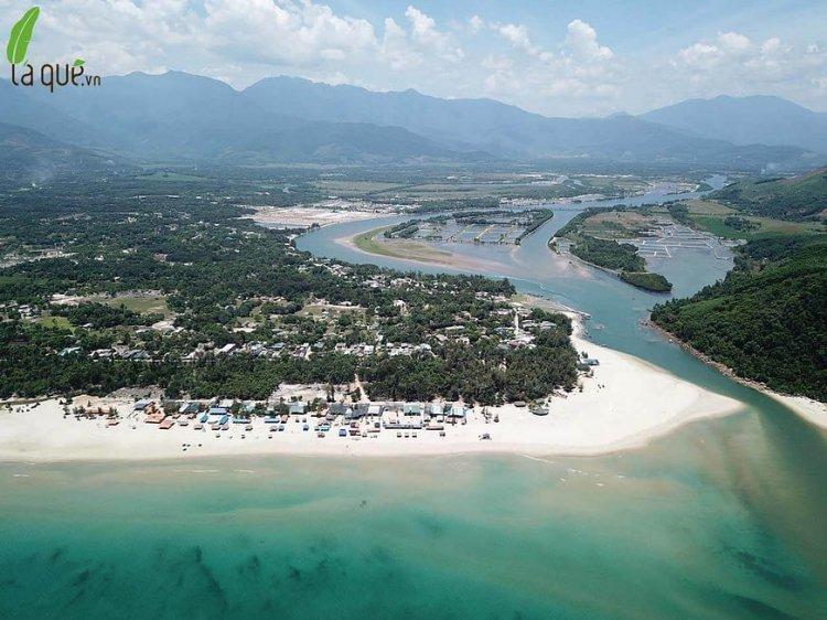 Biển Cảnh Dương - Thiên đường biển của xứ Huế