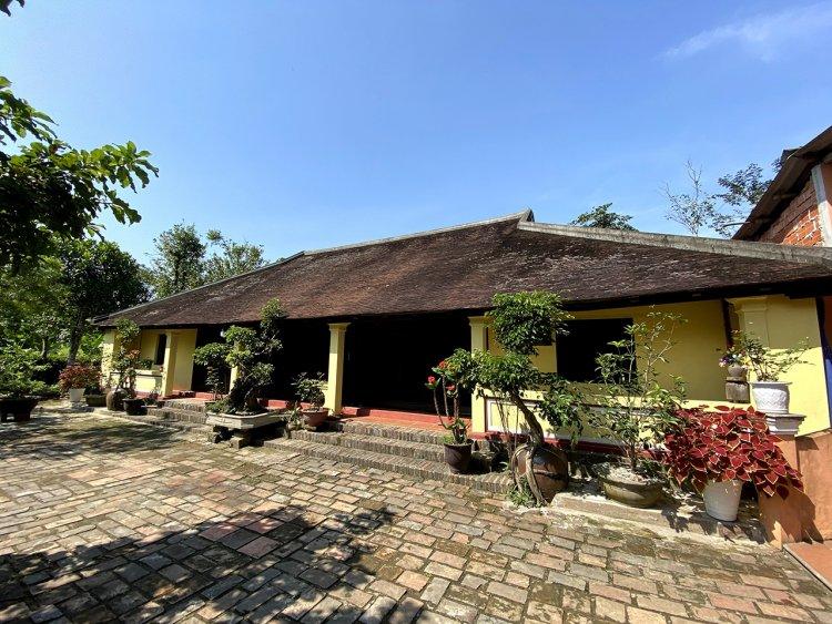 Làng cổ Phước Tích - Nơi lưu giữ nghề gốm xưa và những căn nhà rường Huế trăm tuổi