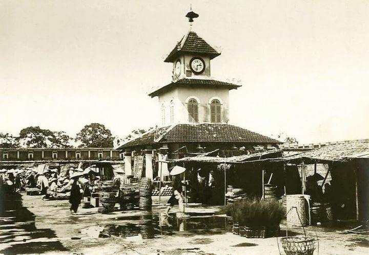 Chợ Đông Ba Huế - Lịch sử hình thành ít người biết