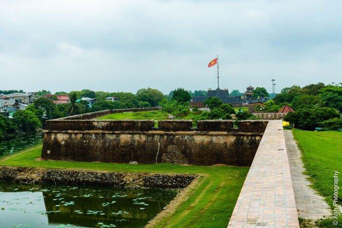 Kinh thành Huế -  Tên gọi,  lịch sử, phạm vi và quá trình xây dựng