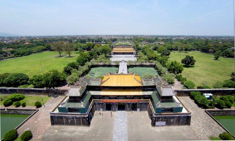 Hoàng thành Huế - Nơi sinh sống, làm việc của Hoàng gia triều Nguyễn